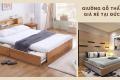 Tận hưởng giấc ngủ sâu với nội thất giường gỗ giá rẻ Bình Dương