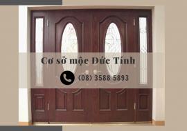 Lý do thuyết phục khiến bạn nên chọn mua nội thất cửa gỗ tại Cơ sở mộc Đức Tính