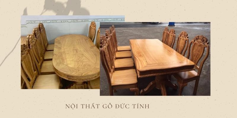 bàn ghế gỗ giá rẻ tphcm