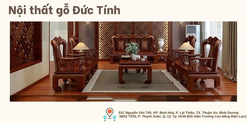 bàn ghế gỗ tự nhiên phòng khách