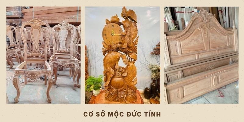 đồ gỗ nội thất giá rẻ tphcm