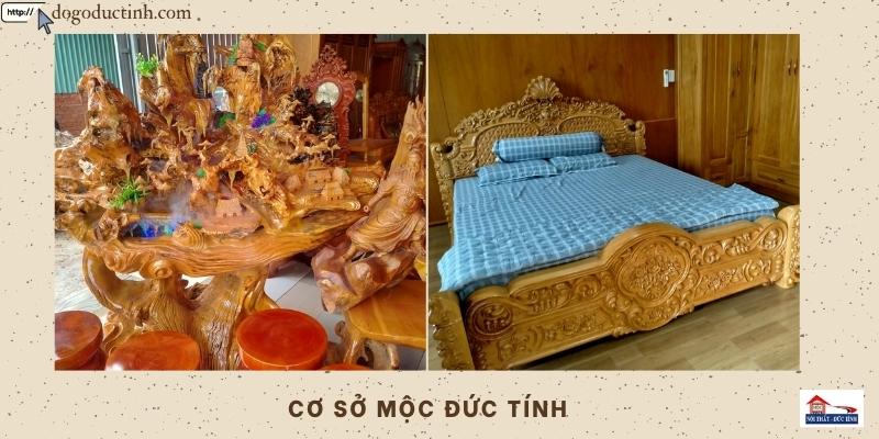 xưởng gỗ nội thất tphcm