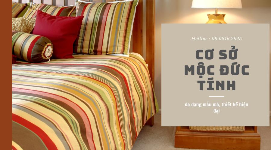 giường gỗ đẹp giá rẻ